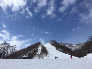今シーズン2回目のスキー
