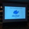 Dockerのお勉強