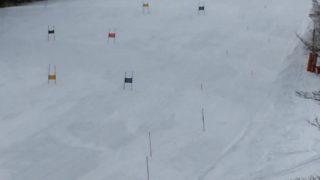 スキーのトレーニングに行ってきました。