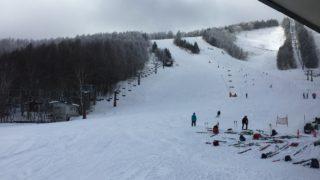 またまた、スキーのトレーニングに行って来ました。