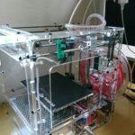 3Dプリンターの話