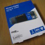 パソコン組み立て、M.2 SSDの話